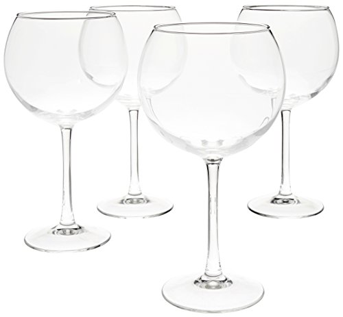 Balloon Wine Glasses, 20-Ounce, Set of 4
