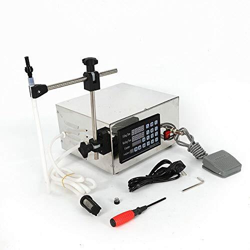 OUKANING Máquina de llenado automático 5Ml ~ 3500Ml Máquina de llenado de líquidos Máquina de llenado de líquidos Acero Inoxidable