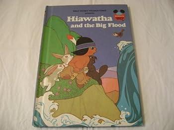 Hiawatha and the Big Flood - Book  of the Disney's Wonderful World of Reading