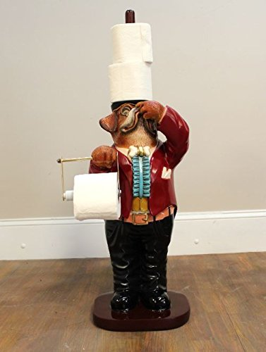 Top 10 best selling list for dog butler toilet paper holder