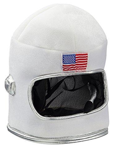 Bada Bing Astronaut Mütze ALKONAUT Raumfahrt Helm Weltraum Fahrer Unisex Verkleiden Karneval Mottoparty JGA 06