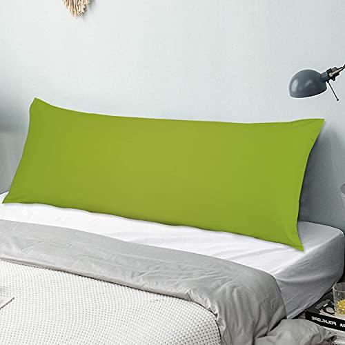 Funda de almohada para el cuerpo Fondo Vacío Borroso Fuera De Foco Tonos Pastel Color Sombra Primavera Funda de almohada larga de 50 cm x 135 cm, suave y acogedora, lujosa y sedosa microfibra con