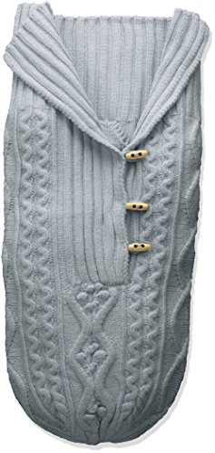 Toby amp Company Baby Nygb Cable Knit Button Down Snuggle Sack