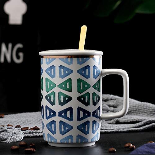 DONG Tasse à café en porcelaine avec inscription « I'm One Away From A P Brother Friend »