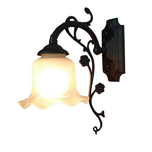 Lampe Wandleuchte Wandlampen Aussenlampe Einfache Mediterrane Wandleuchten Goodlook Wandleuchte Spiegel Nachttischlampe EisenlampePastorale Beleuchtung Sonderangebot Lampen Fg370