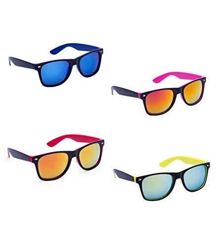 Vasara Gafas de Sol Colors (Precio Unitario) Gafas de Sol Detalles Originales para Invitados de Bodas, Regalos Comuniones y Cumpleaños