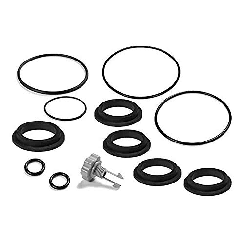 Intex Replacement Repair Set for Sand Filter Pumps, Air Release Valve & O-Rings