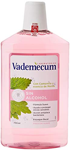 Vademecum - Enjuage Bucal Sin Alcohol - 700ml