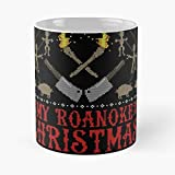 American Horror Story Ahs Roanoke Nightmare - Coffee Mug Tea Cup Gift 11oz Mugs The Best Holidays.