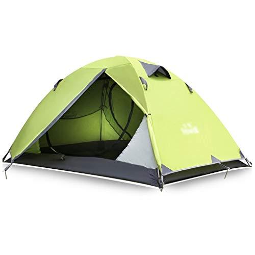 Utilisation multiple Sports de plein air Tente de protection solaire anti-pluie extérieure imperméable et respirante polyester 210T Tissu coupe-vent Camping Camping pliant Équipement d'extérieur