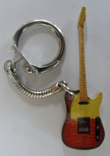 Fender Telecaster Guitar Keyring - G9K