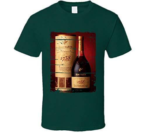 Remy Martin 1738 Cognac Grunge Look T Shirt