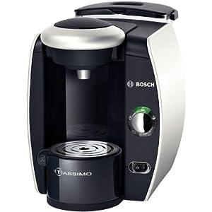 Bosch TAS4011 – Cafetera multibebidas, color gris