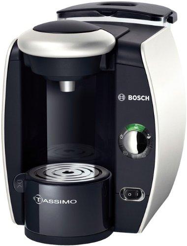 Bosch TAS4011 Tassimo T40 Multi-Getränke-Automat / Silk Silver