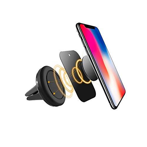 スマートフォン 車載ホルダー 車載スタンド マグネット式 スマートフォンホルダー スマホホルダー スマホスタンド 360度調整可 iPhone8 iPhoneXS iPhoneXSMax iPhoneXR iPhoneX iPhone7 iPhone7 P