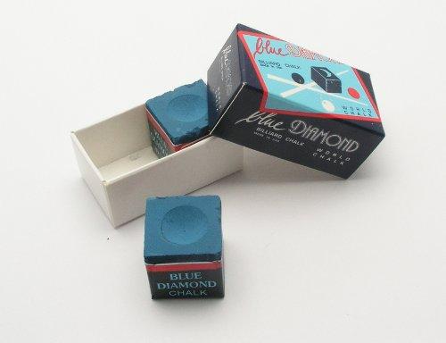 Billard Kreide Blue DIAMOND
