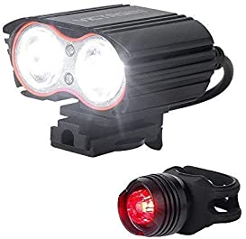 Explore bright rechargeable LED lights for bikes