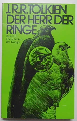 Der Herr der Ringe Band III Die Rückkehr des Königs
