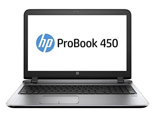 HP ProBook 450 G3 (15.6 inch) Notebook PC Core i5 (6200U) 2.3GHz 4GB 500GB DVD-ROM WLAN BT Webcam Windows 10 Pro 64-bit (HD Graphics 520)