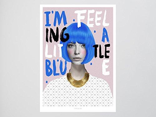 Kunstdruck Poster / Urban Portrait No. 3