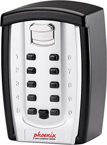 Phoenix KS0003C Schlüsselbox (Key Store) - Wetterfest -Ohne Batterien (h x b x t) 130 x 90 x 70 mm