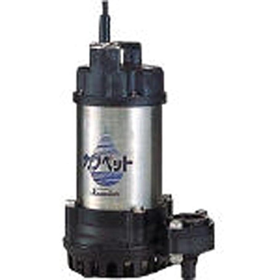 リハーサルスローベーシック川本 排水用樹脂製水中ポンプ(汚水用) WUP35050.4TG