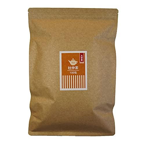アイリスプラザ 杜仲茶 ティーパック 3g ×100包 300g 健康茶 三角ティーバック ノンカフェイン