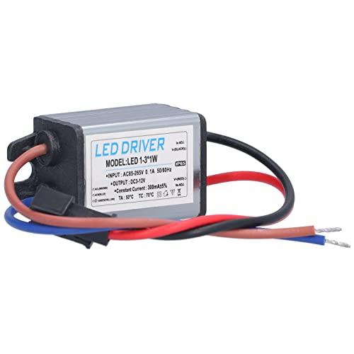 Transformador De Iluminación, Controlador LED De 0.8 Pulgadas, Seguro, Conveniente, Pequeño Para Tiras De Luz LED Para Cámaras CCTV