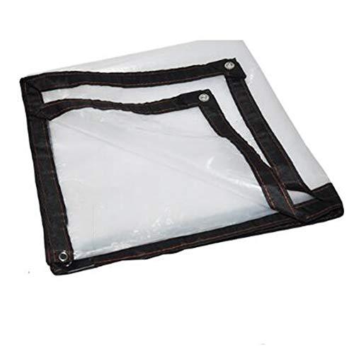 PENGFEI Bâche De Protection Transparent Jardinage Tissu Imperméable Joint De Fenêtre Garder Au Chaud, Plusieurs Tailles (Couleur : Clair, taille : 3X4m)