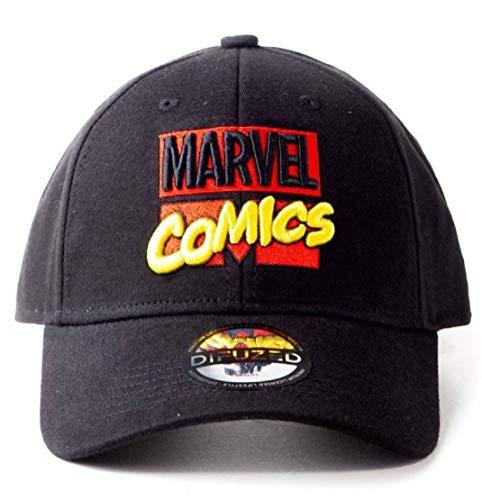 for-collectors-only Marvel Comics - Gorra de béisbol con logotipo de los Vengadores,...
