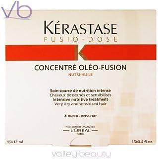 Kérastase Fusio-Dose Concentré Oléo-Fusion Ampola 12ml c/10