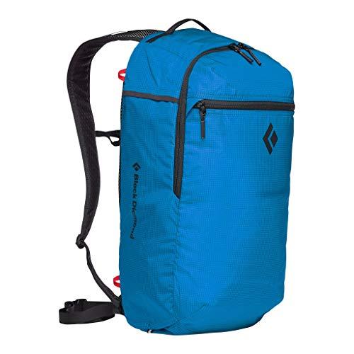Black Diamond Trail Zip 18 Backpack Kingfisher, One Size