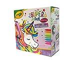 SUPER PEN Crayola Unicornio Neon 25-0505