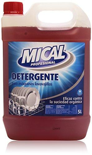 Mical Profesional: Detergente para máquinas