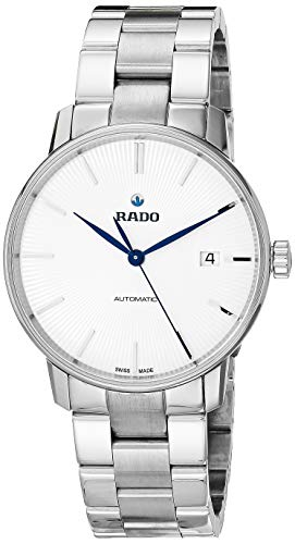 [ラドー] 腕時計 Coupole Classic(クポールクラシック) R22860043 メンズ 正規輸入品 シルバー