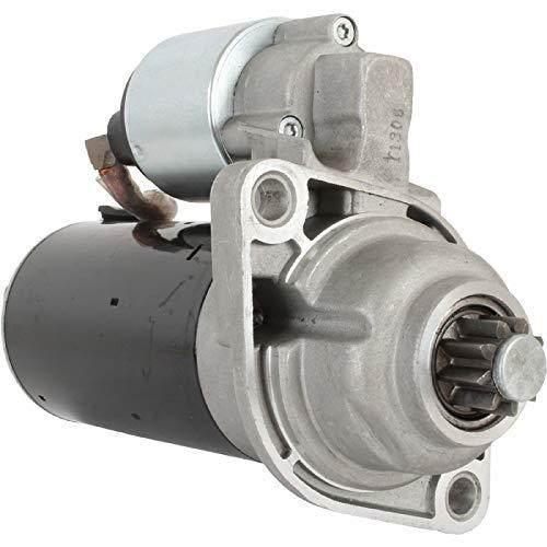 DB Electrical SBO0162 New Starter For 3.4L Porsche 911 99 00 01 1999 2000 2001, 3.6L 04 05 06 07 08 10 11 12, 2.5L 2.5 Boxter 1999, 3.2L 3.2 2000-2009,5.7L Carrera Gt 2004 2005,2.7L Cayman 2006-2009