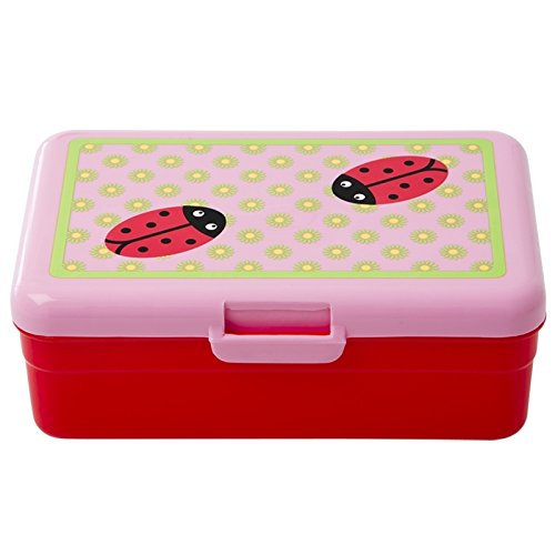 Rice Lunchbox, Marienkäfer