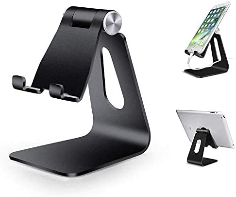 Adjustable Cell Phone Stand Recommended Compatib Super sale period limited Desk Holder for