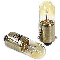 Bosch 1987301023 Pure Light - Bombilla T4W (para luces de parada o indicadores)