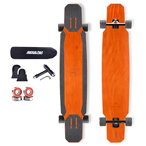 Tabla de Skate de 46.5 '' Bamboo and Hard Maple Deck (Jugado