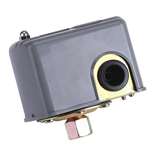 40-60 PSI Wasserpumpe Druckschalter 110 v-230 v Einstellbare Doppelfederpol für selbstansaugende einspritz garten wasserpumpe