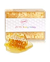 JC-Yi Xiong Honey 『巣蜜』 500g×3個セットギフトバッグ ,100%純粋天然はちみつ (500g×3個)
