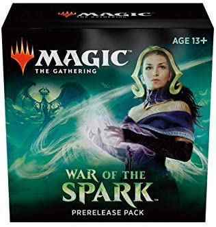 MTG: OFFer War of The Pack PRE-Release Quality inspection Spark