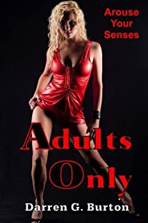 Adults Only: Arouse Your Senses (Volume 5)