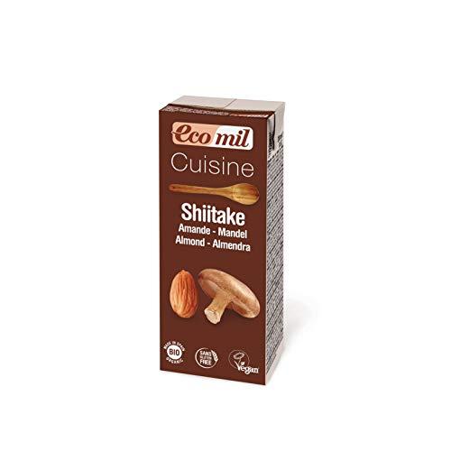 EcoMil Cusine Shiitake 200ml - 24 unidades de 200 ml