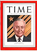 TIME MAGAZINE MARCH 13, 1950 ADMIRAL SHERMAN