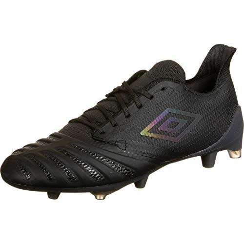 UMBRO UX Accuro III Pro FG Fußballschuh Herren schwarz, 8.5 UK - 43 EU - 9.5 US