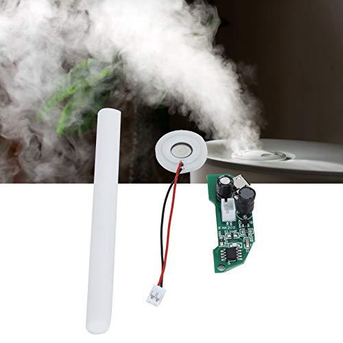 Módulo de atomización, 740 orificios Atomizador humidificador de baja potencia y alta eficiencia de conversión de 5 μm para humidificador USB de 5 V