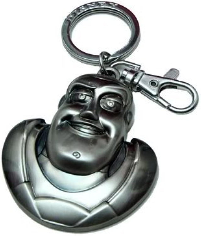 minoristas en línea Buzz Lightyear Juguete Story 3 Pewter Keychain Keychain Keychain by Disney  promociones de descuento