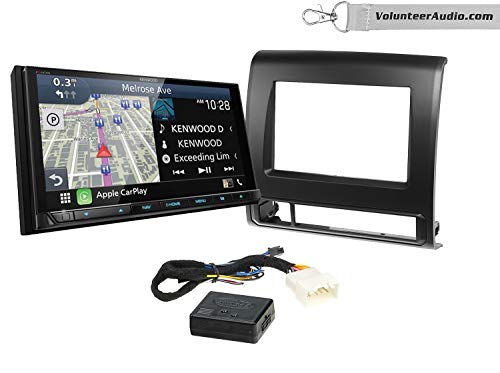 Amazing Deal Kenwood Excelon DNX996XR Double Din Radio Install Kit With Apple CarPlay, Android Auto,...